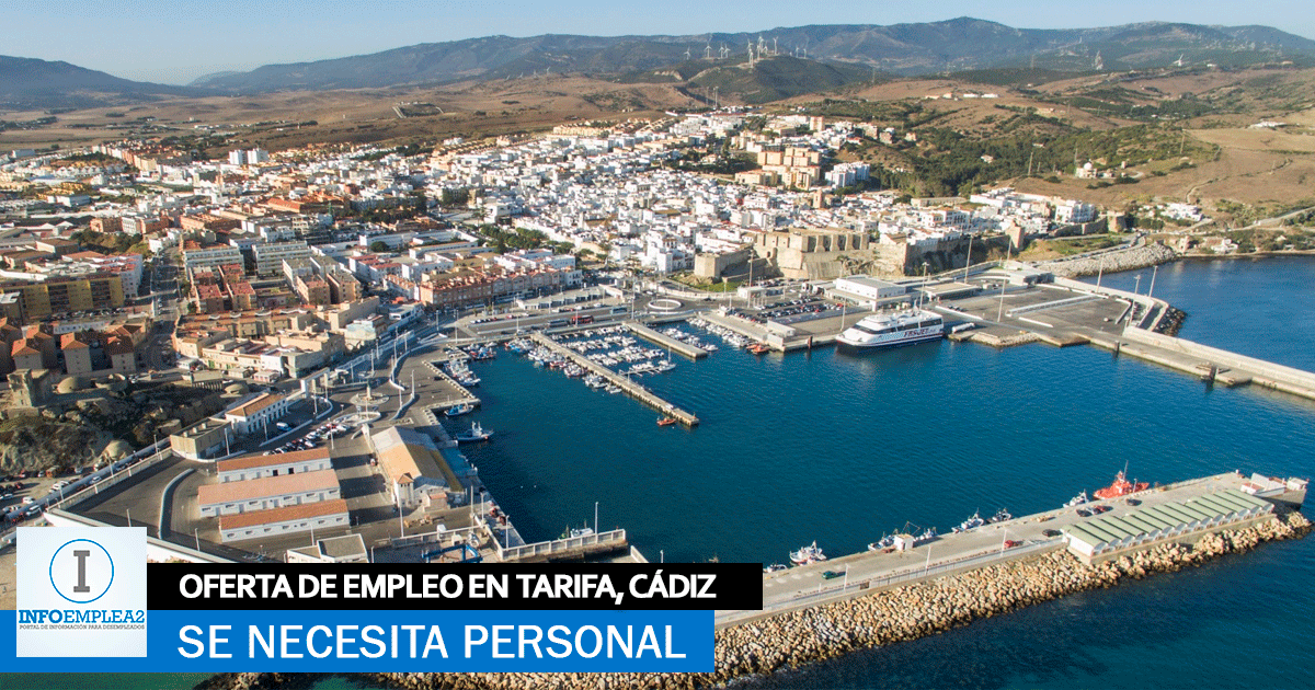 Se-necesita-Personal-para-Puerto-Pesquero-en-Tarifa,-Cádiz