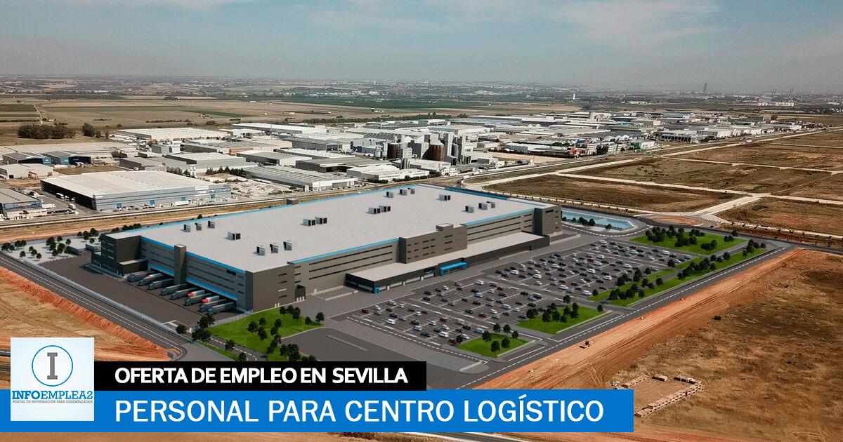 Se necesita personal para centro logístico en Sevilla
