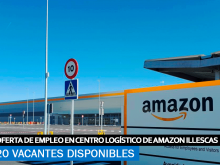 Se necesitan 20 Operari@s para Amazon en Illescas (Toledo).