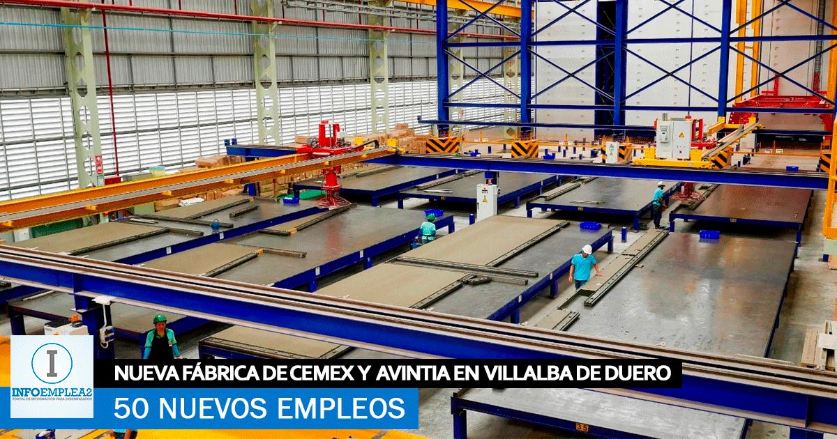 Se necesitan 50 Trabajadores para la Nueva Fábrica Wallex en Villalba de Duero