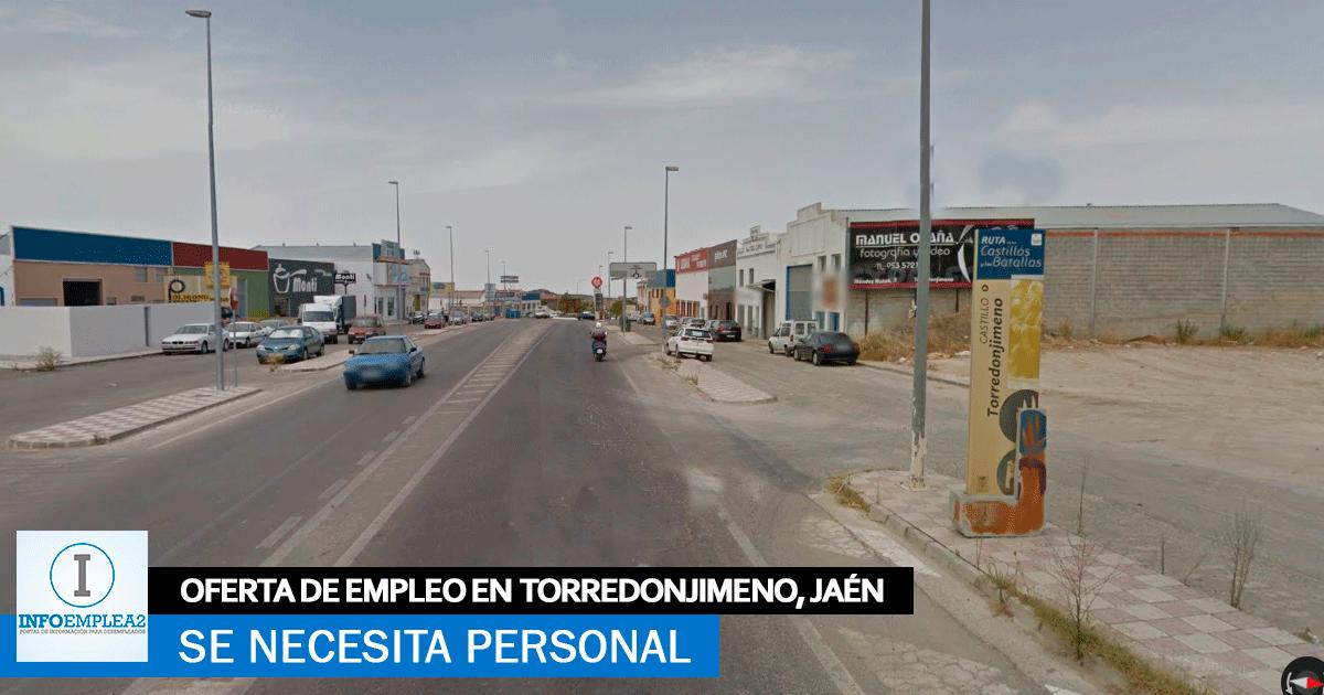 Se necesitan Operarios/as en Torredonjimeno, Jaén