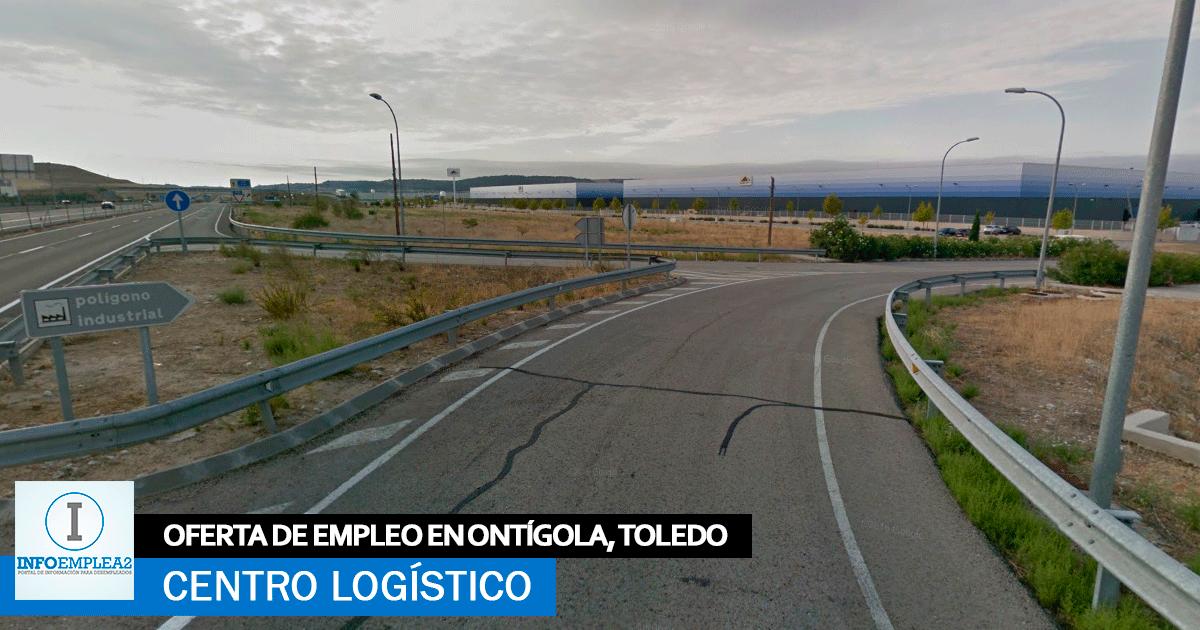 Se necesitan Personal para Centro Logístico en Ontígola (Toledo)