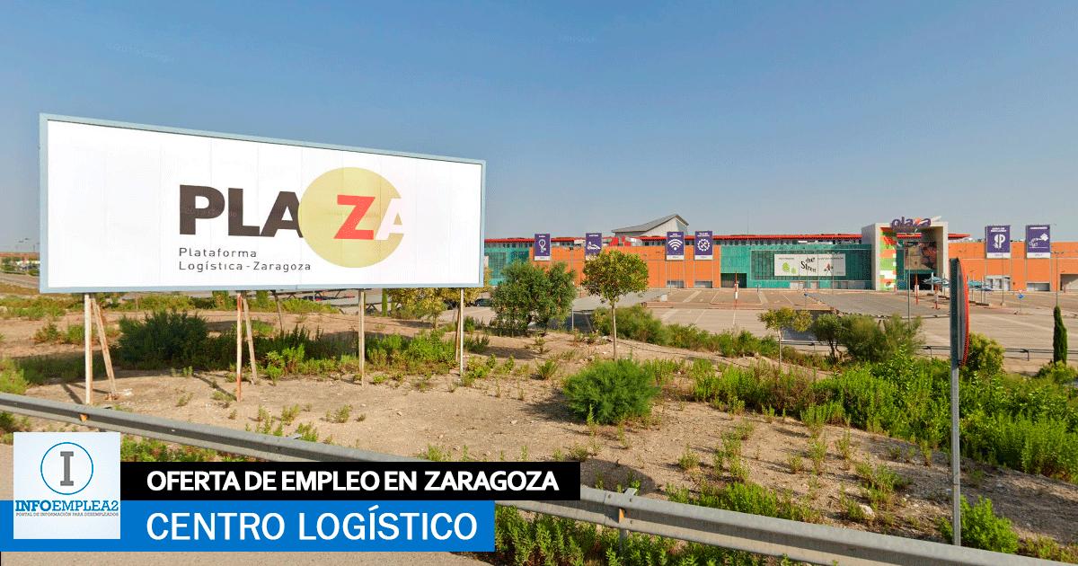 Se necesitan Personal para Plataforma Logística en Zaragoza