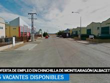 Se Necesita Personal en Chinchilla de Montearagón (Albacete) para Empresa Sector Agroalimentario