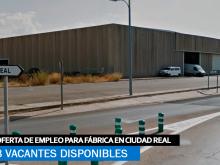 Se Necesita Personal en Ciudad Real para Trabajar en Fábrica