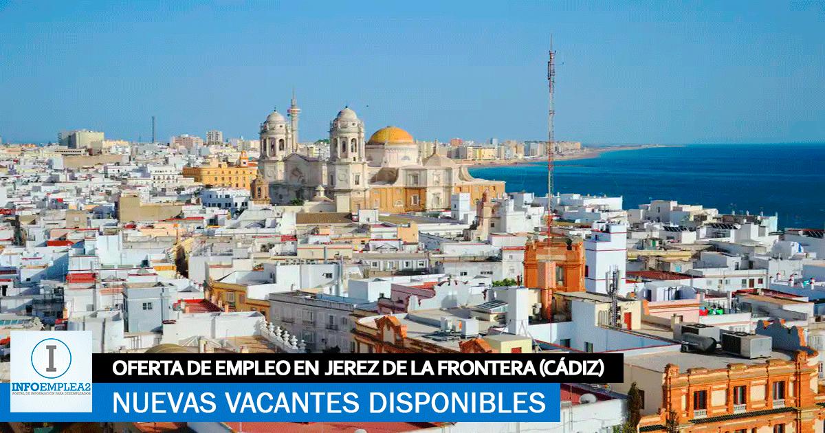 Se Necesita Personal en Jerez de la Frontera (Cádiz) para Fábrica Agrícola