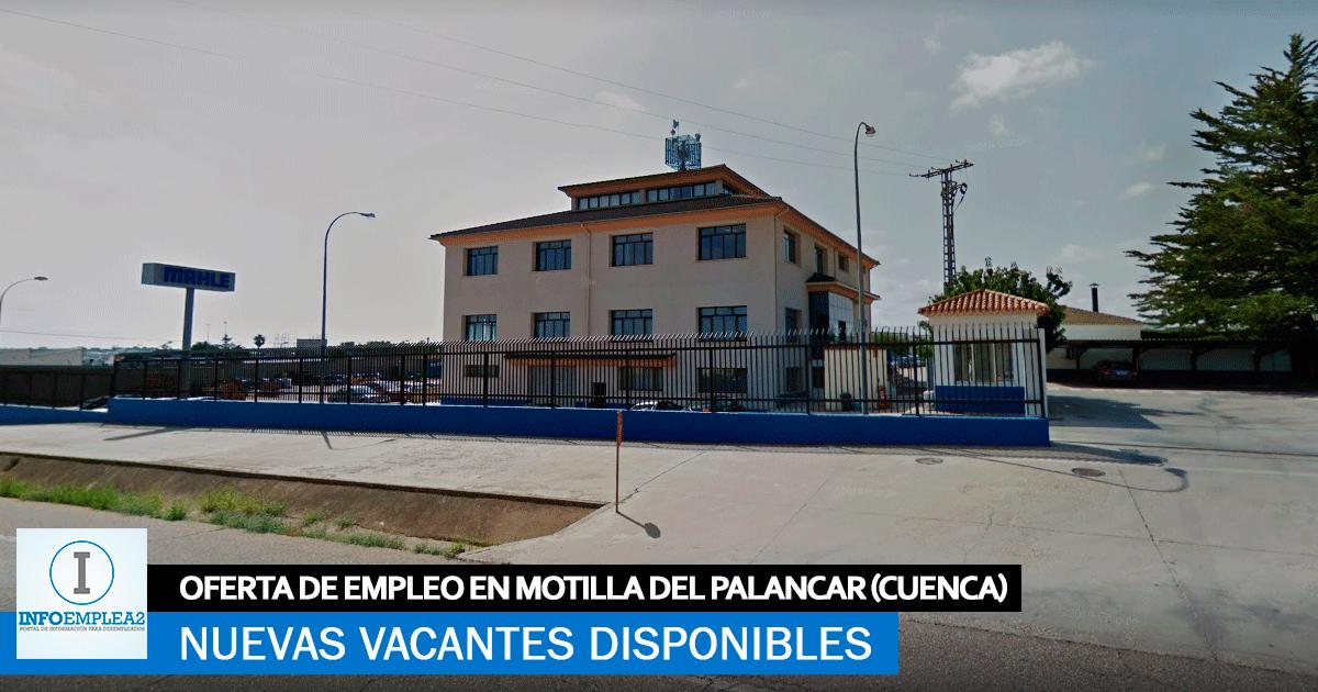 Se Necesita Personal en Montilla del Palancar (Cuenca) para Fábrica Automoción