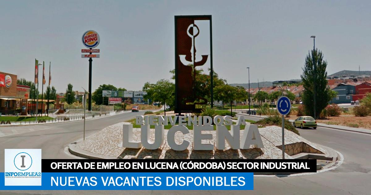 Se Necesita Preparadores de pedidos en Lucena (Córdoba)