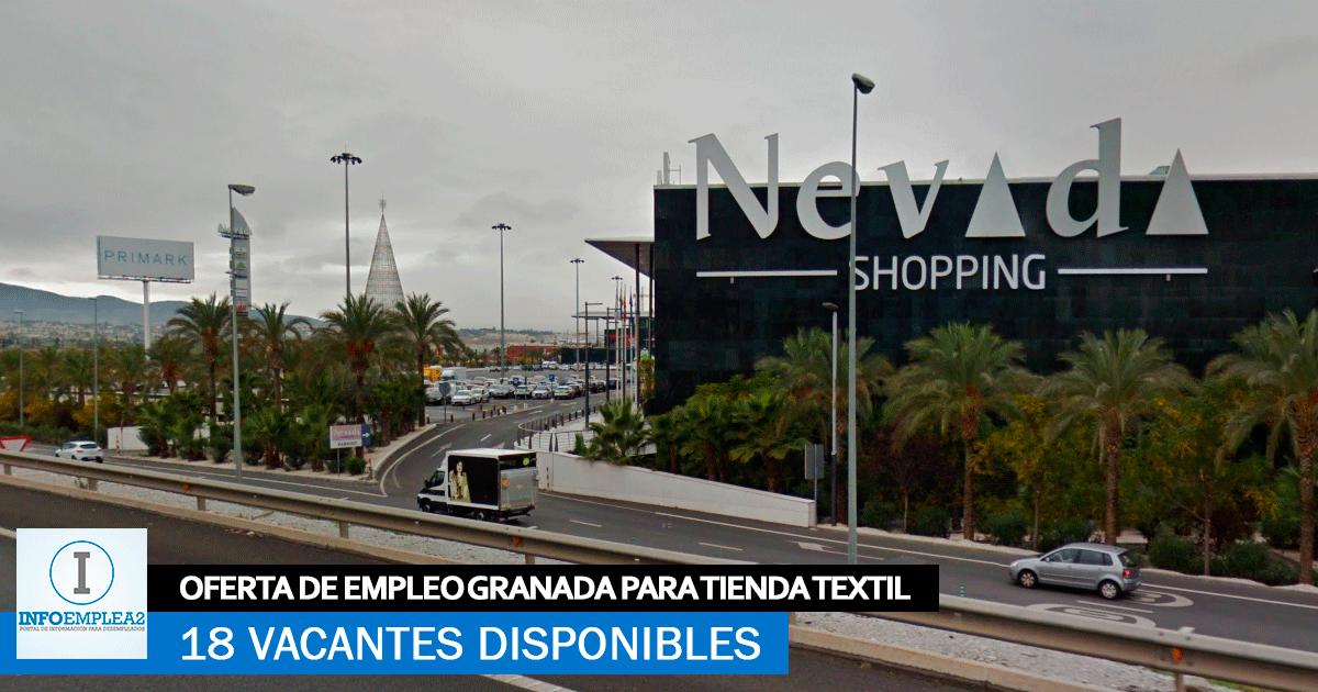 Se Necesitan 18 Trabajadores en Granada para Trabajar en Sector Textil