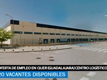 Se Necesitan 20 trabajadores en Quer (Guadalajara) para Centro Logístico