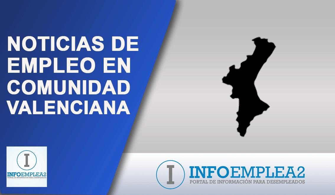 Noticias de empleo en Comunidad-Valenciana