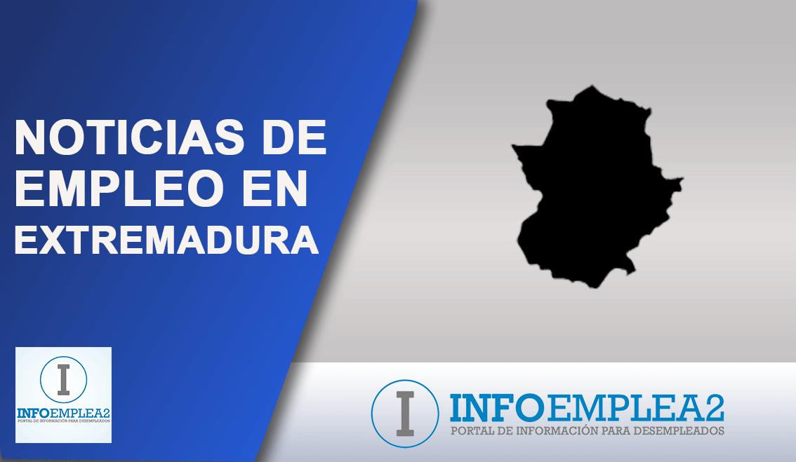 Noticias de empleo en Extremadura