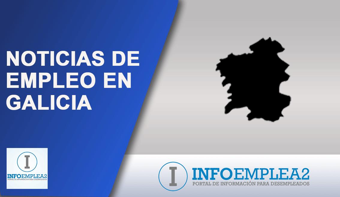 Noticias de empleo en Galicia