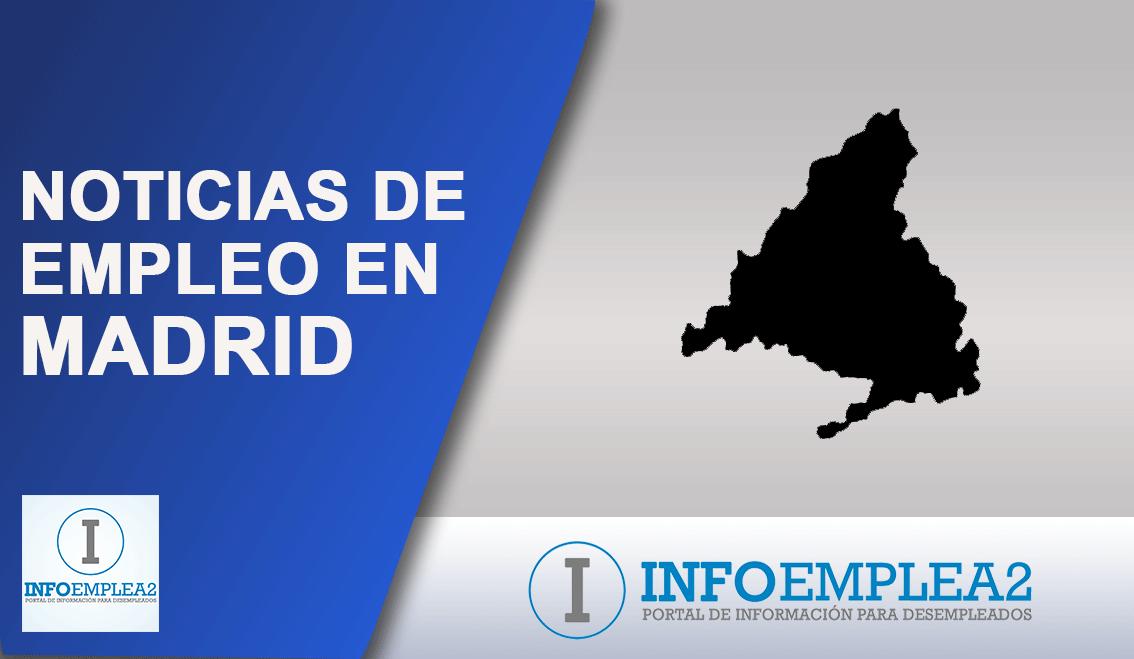 Noticias de empleo en Madrid