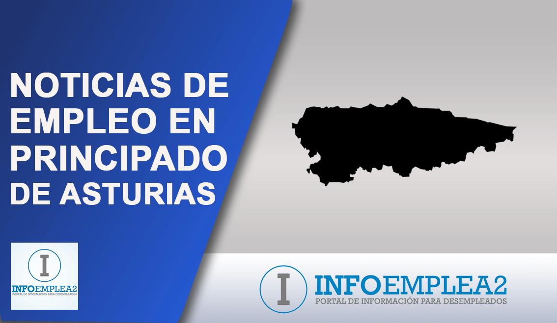 Noticias de empleo en Pricipado de Asturias