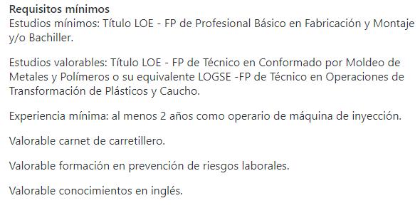 Requisitos-para-trabajar-en-la-fabrica-de-Aliaxis-en-Alicante