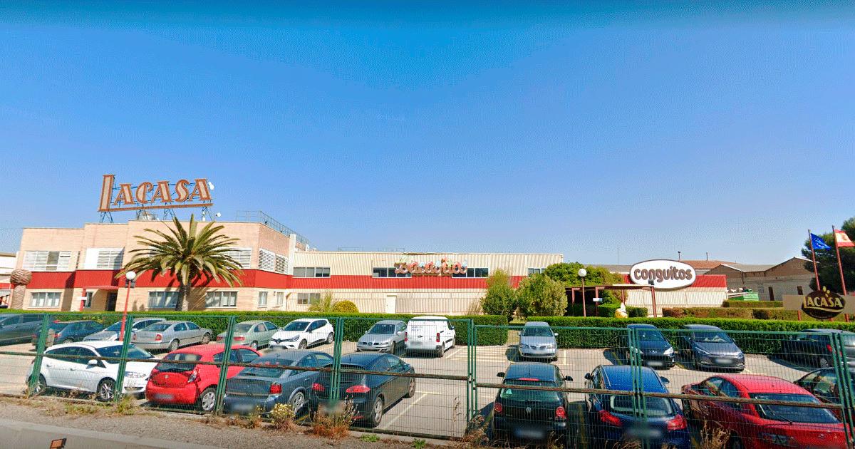 Se Necesita Personal en Utebo (Zaragoza) para Trabajar en la Fábrica de Chocolates LACASA