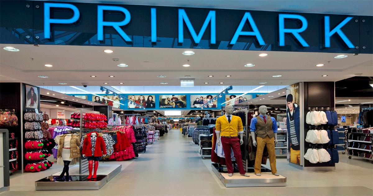Se Necesita 100 Personas para la Nueva Tienda de PRIMARK en CC. Vialia de Vigo