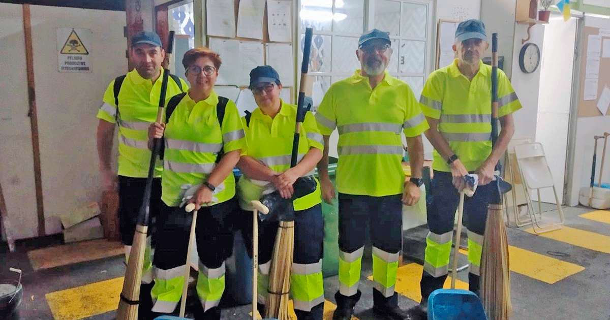Se Necesita Personal de Limpieza en Córdoba para Trabajar en EUROCEN