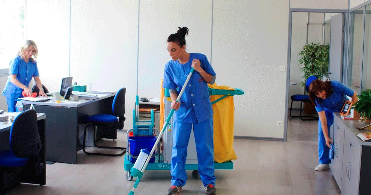 Se Necesita Personal para Trabajar en la Empresa de Limpieza GRUPO GESLIM