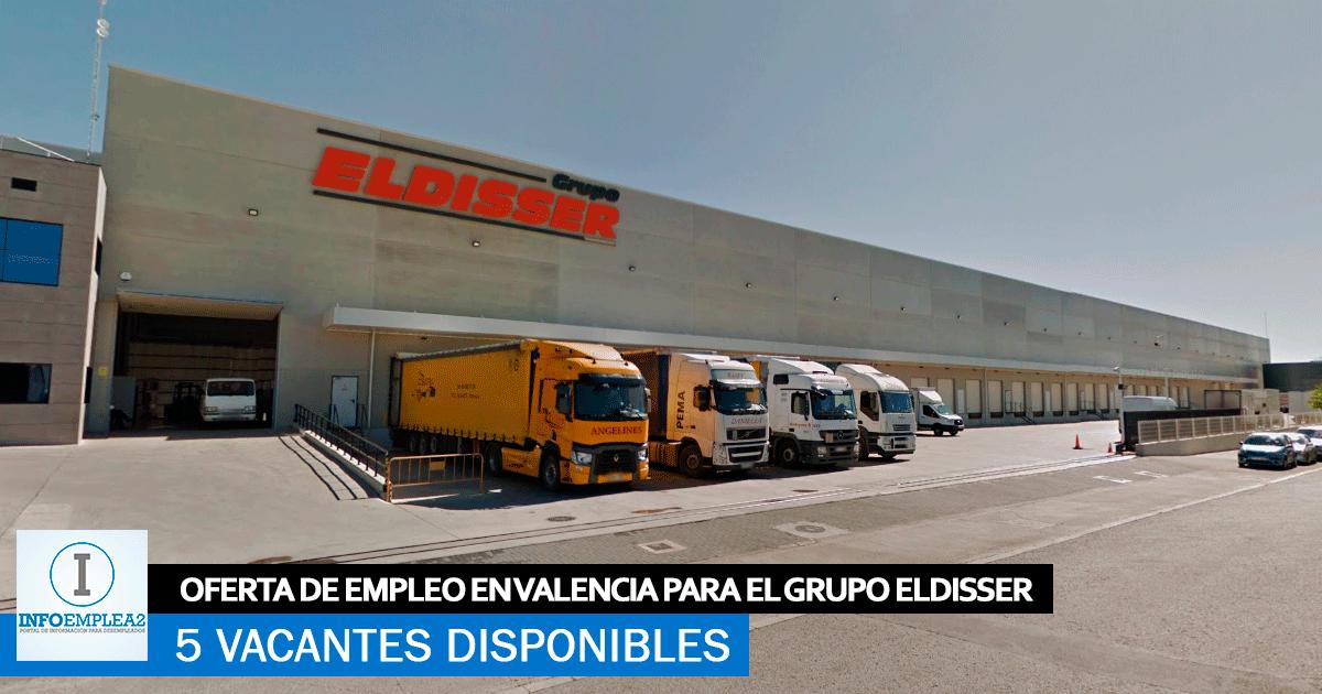 Se Necesita Personal en Valencia para Centro Logístico ELDISSER