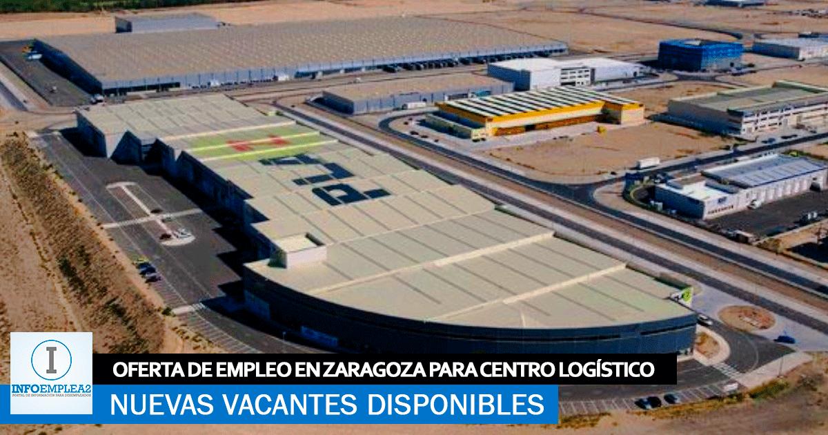 Se Necesita Personal en Zaragoza para Trabajar en Centro Logístico