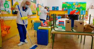 Se Necesita Personal para Trabajar en Limpiezas MONTI