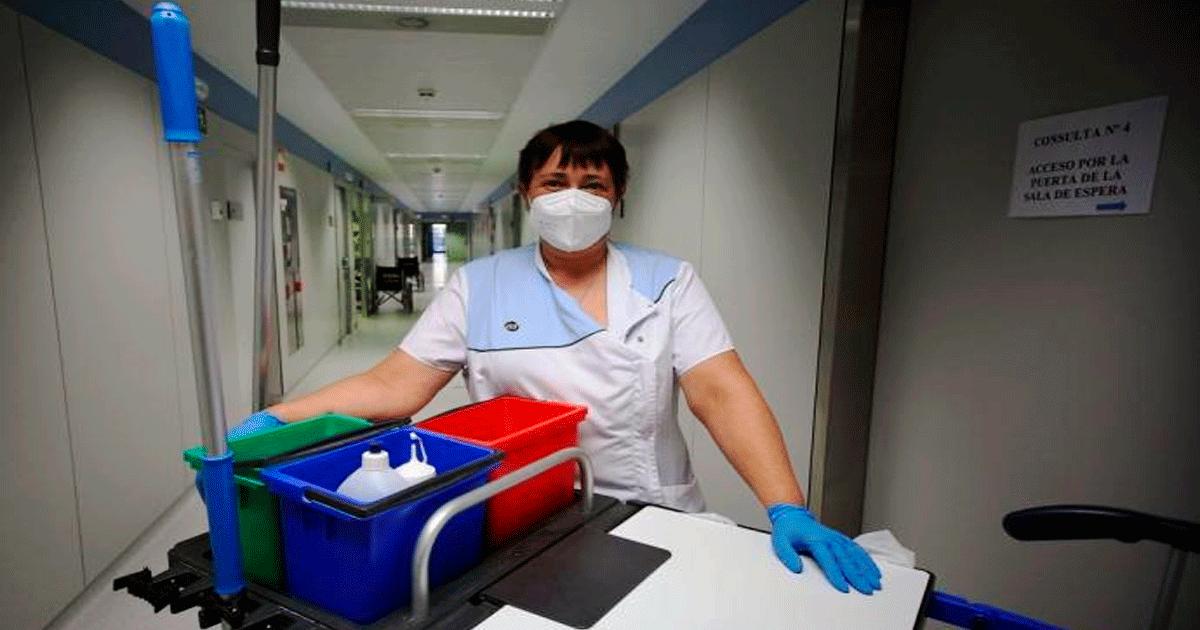Se Necesitan 2 Personas para Trabajar en la Empresa de Limpiezas CUTILLAS