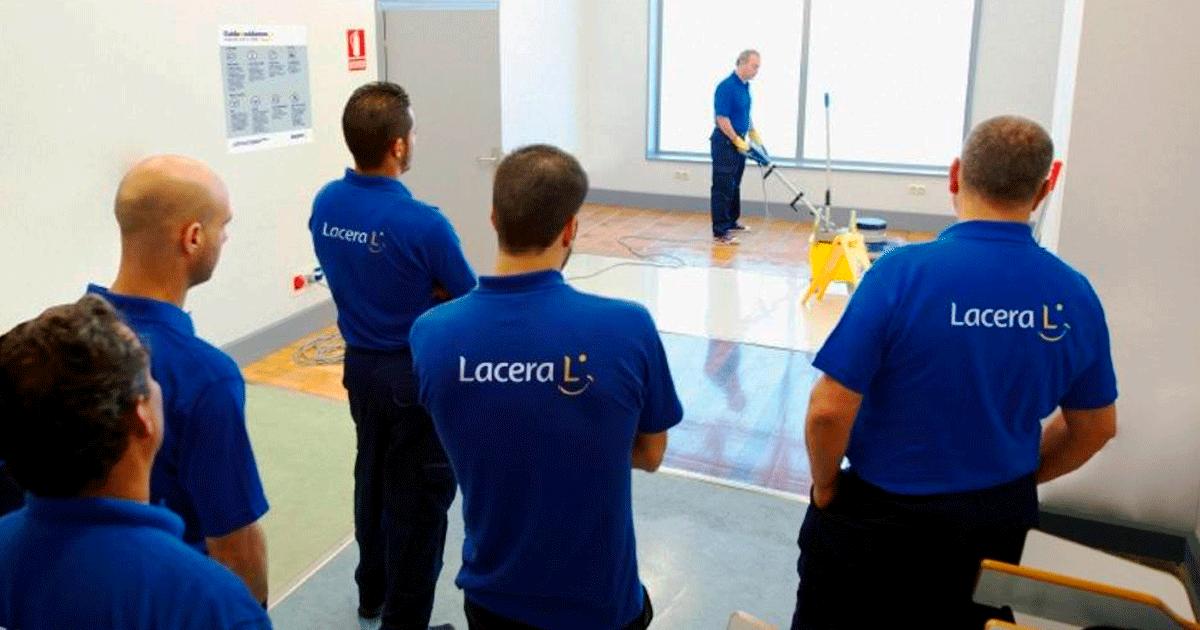 Se Necesitan 4 Personas en Sevilla para la Empresa de Limpiezas y Mantenimiento LACERA