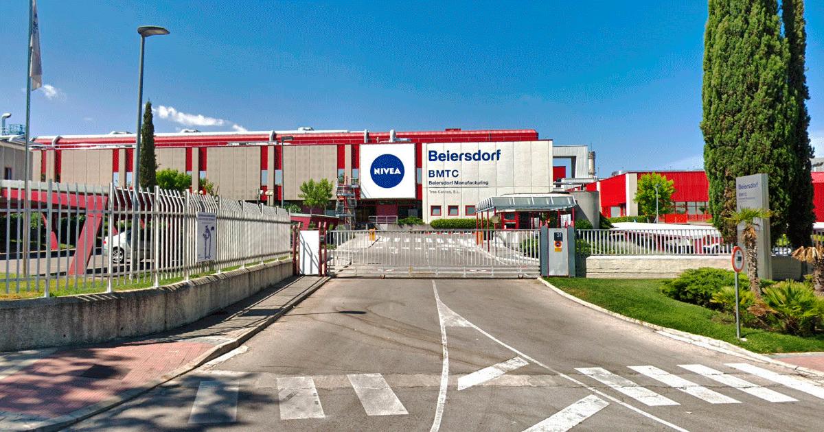 Se Necesitan Personal Tres Cantos (Madrid) para Trabajar en la Fábrica de NIVEA