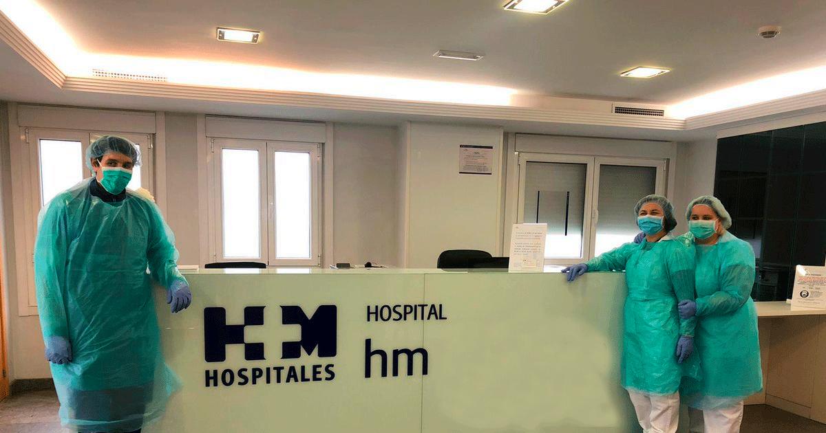 Se Necesitan Personal de Limpieza para Trabajar en Hospitales HM