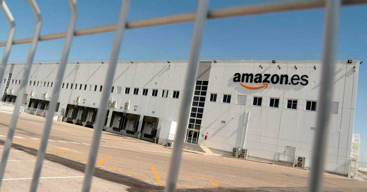 AMAZON está Buscando 100 personas en su Centro Logístico para Trabajar esta Campaña