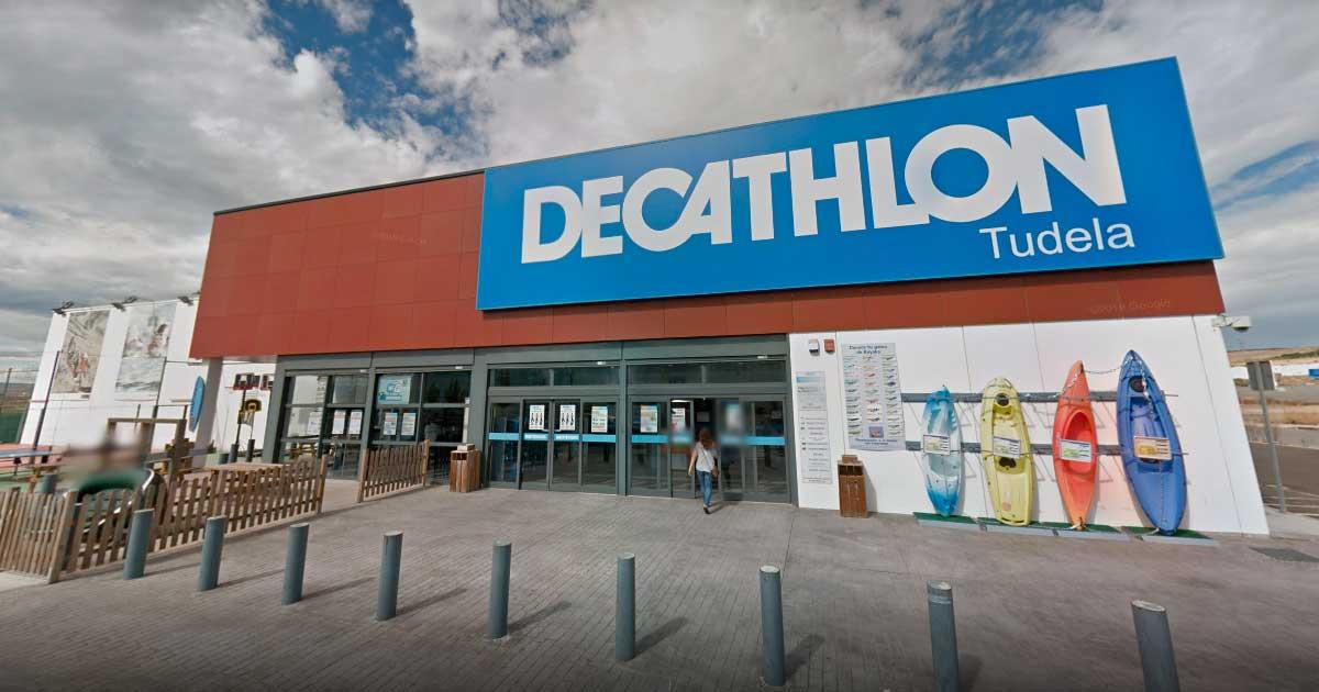 DECATHLON está Buscando 6 Personas en Tudela (Navarra) para trabajar esta Campaña de Verano