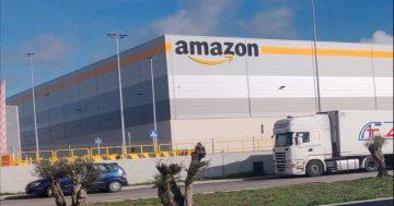 ETT busca 50 Personas para Trabajar en el Centro Logístico de Amazon en Illescas (Toledo)