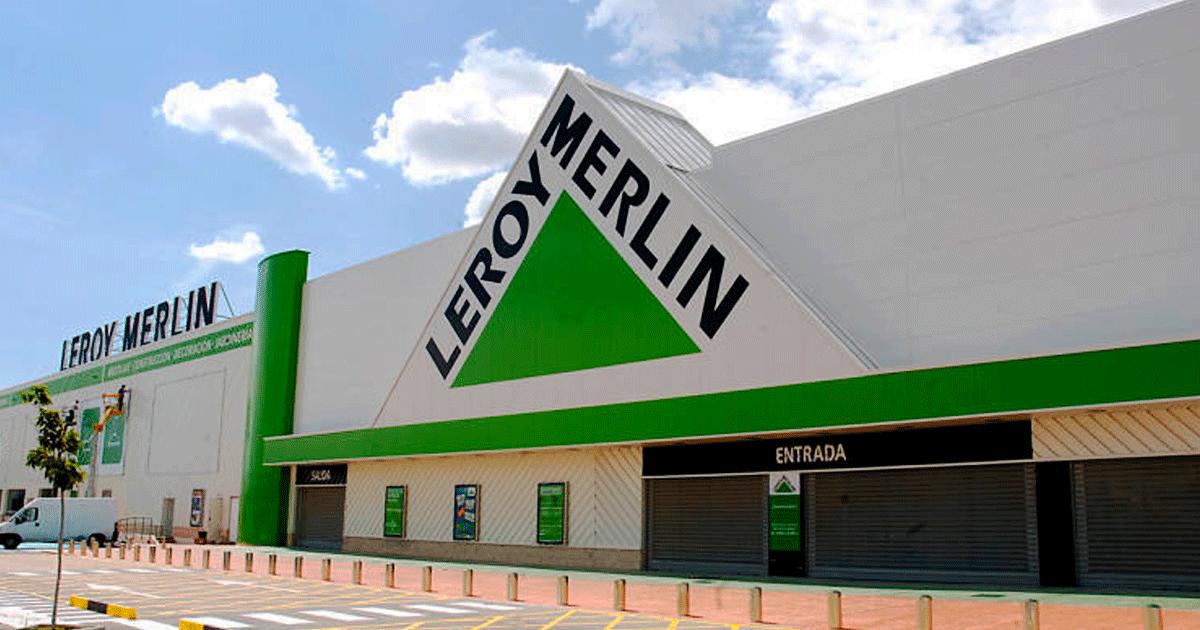 Necesitan 183 personas en la Provincia de Alicante para Trabajar en Leroy Merlín (Campaña Verano)
