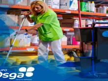 Se Necesita Personal de Limpieza para Trabajar con el Grupo Osga