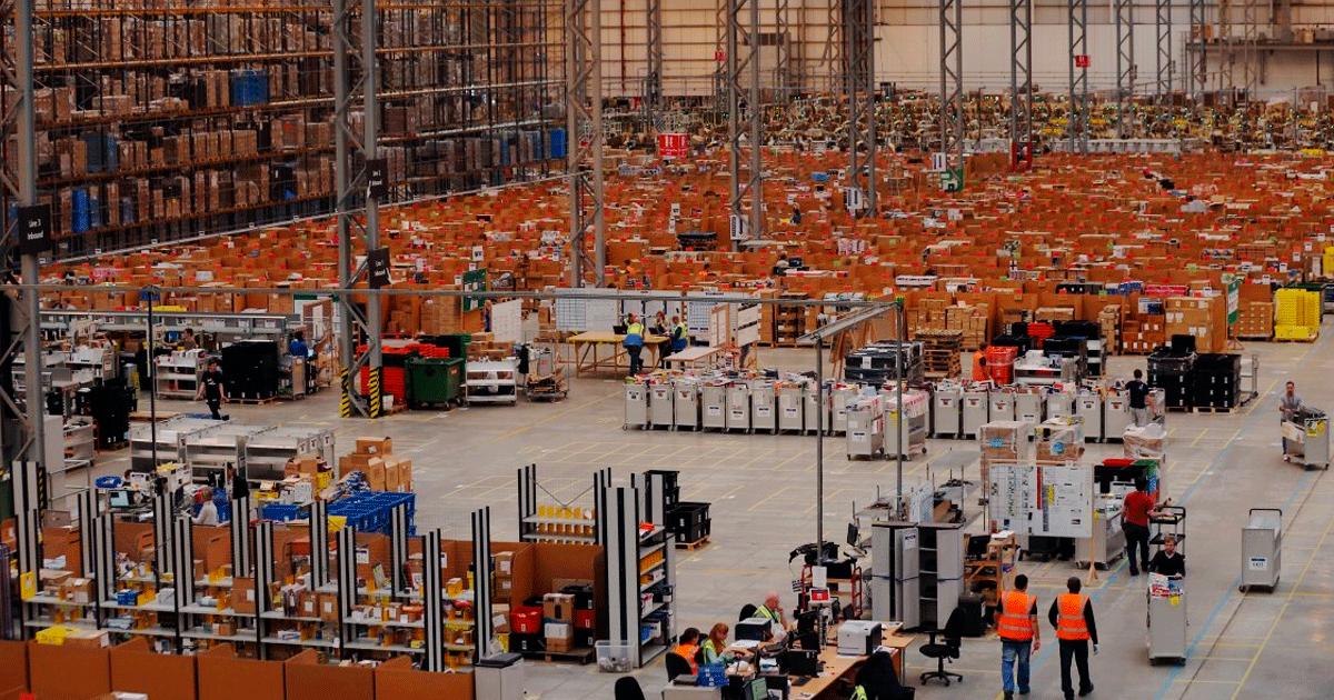 Se Necesitan 10 Personas en San Fernando de Henares para Trabajar en Centro Logístico