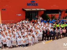Se Necesitan 15 Personas para Trabajar en la Fábrica de MIXER en Cabanillas del Campo