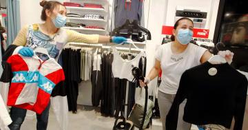 Se Necesitan 20 Personas para Trabajar en Empresa del Sector Textil en Córdoba