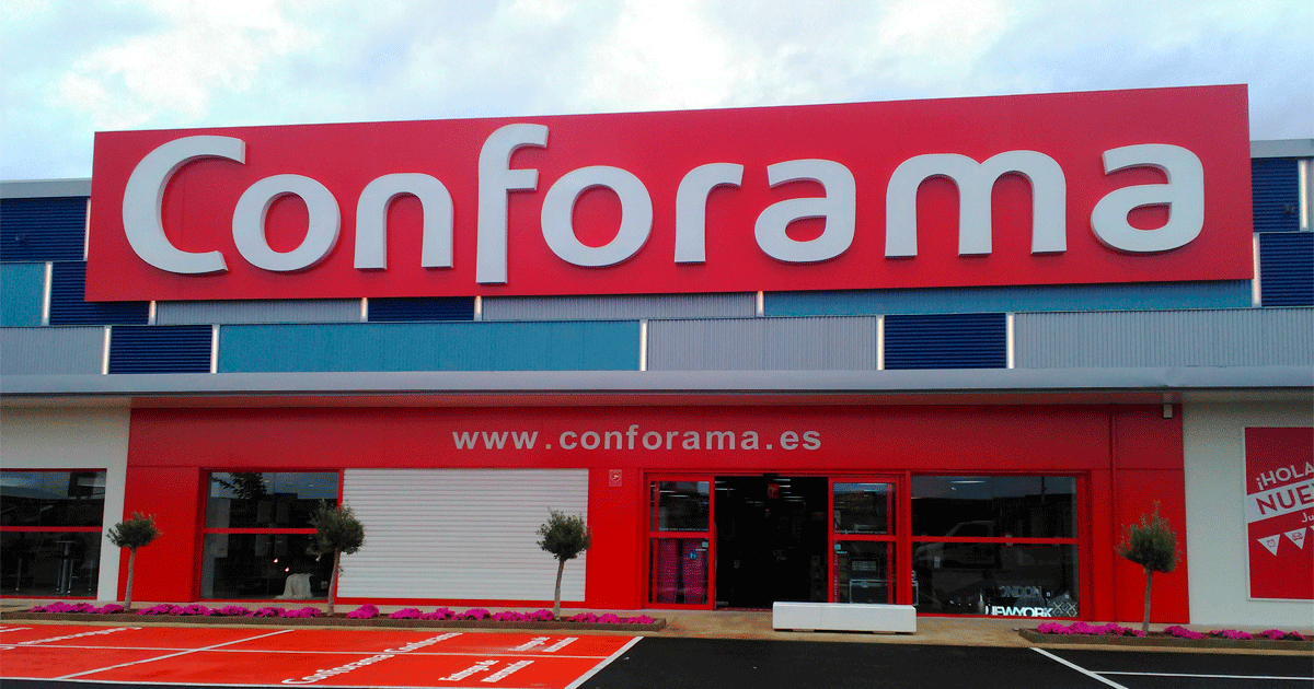 Se Necesitan 30 Personas en León para Trabajar en la Nueva Tienda de CONFORAMA