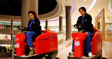 Se Necesitan 4 Personas para Trabajar en la Empresa de Limpiezas GRUPO EULEN
