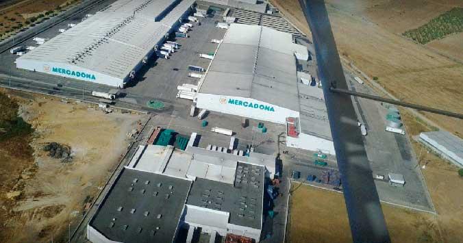 Mercadona busca Personal para su Centro Logístico ubicado en Huévar del Aljarafe (Sevilla)