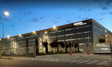 Amazon busca personal para trabajar en su Centro Logístico con sueldo de 11,66€ la hora