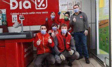 DIA está buscando personal para trabajar en sus tiendas y almacenes y lanza 32 ofertas de empleo
