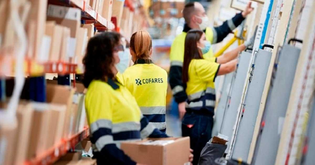 Grupo COFARES está Buscando Personal y lanza 11 ofertas de empleo