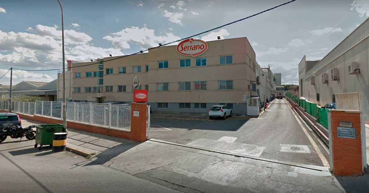 Se Necesita 20 Trabajadores en Paterna (Valencia) para la Fábrica Cárnicas Serrano