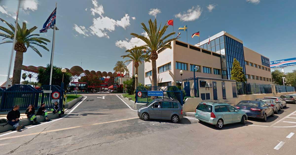 Se Necesita Personal en Valencia para Trabajar en la Fábrica Sp Berner Plastic