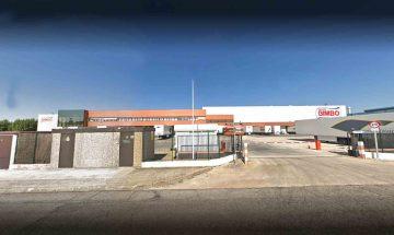 fábrica de Bimbo en Azuqueca de Henares
