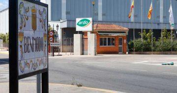 Se Necesitan 100 Personas para trabajar en la Planta de Ardo Benidomo (Valencia)