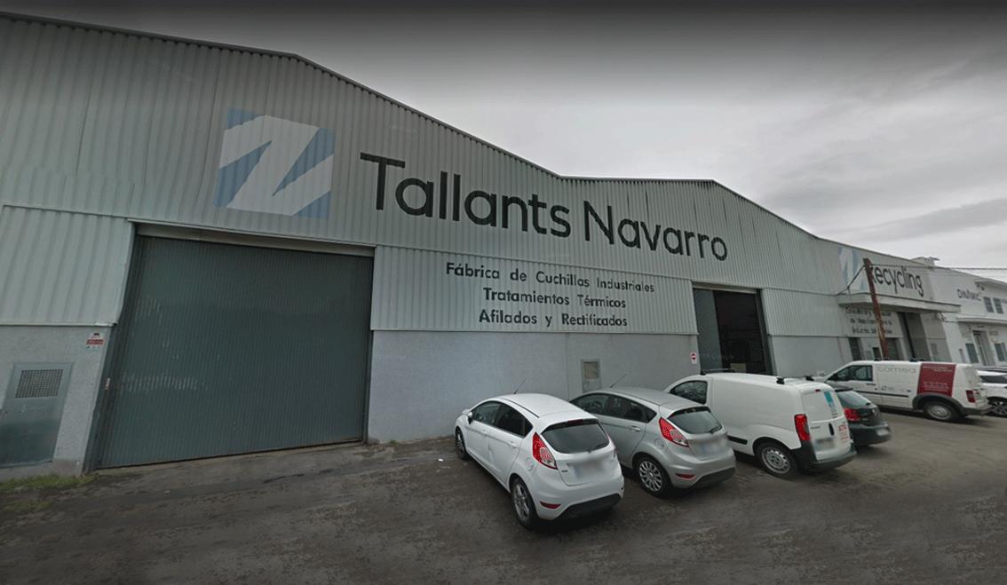 fábrica de Tallants Navarro